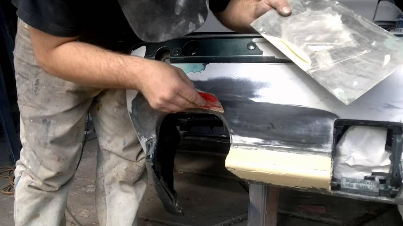 фото ремонт бампера в краснодаре