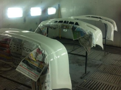 Ремонт и качественная покраска бамперов в Краснодаре